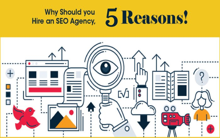 5 Reasons To Hire SEO Agency for Your Business