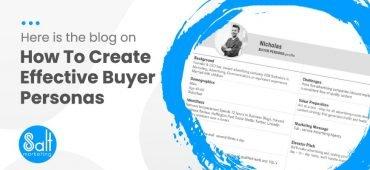 How To Create Effective Buyer Personas